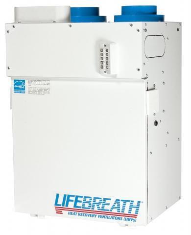 LifeBreath HRV