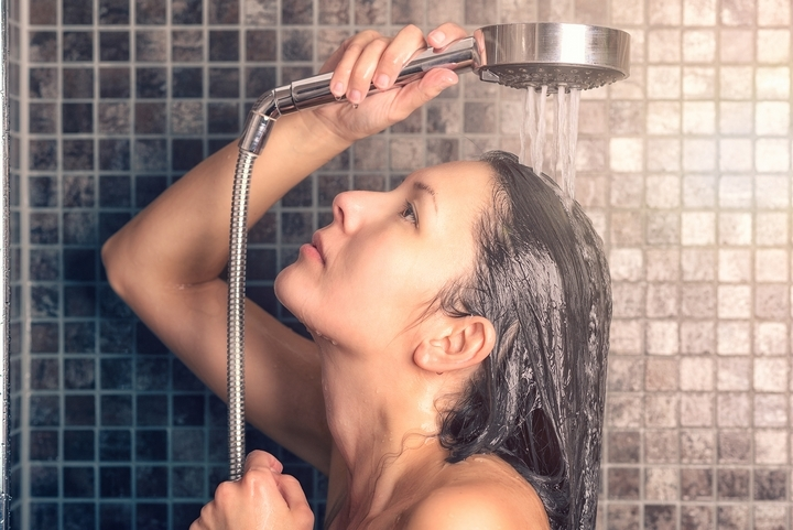 Change up your shower habits