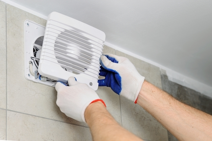 Ventilate properly throughout your home