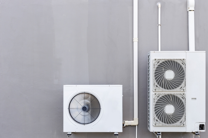 Small HVAC systems may lead to uneven temperature in houses.