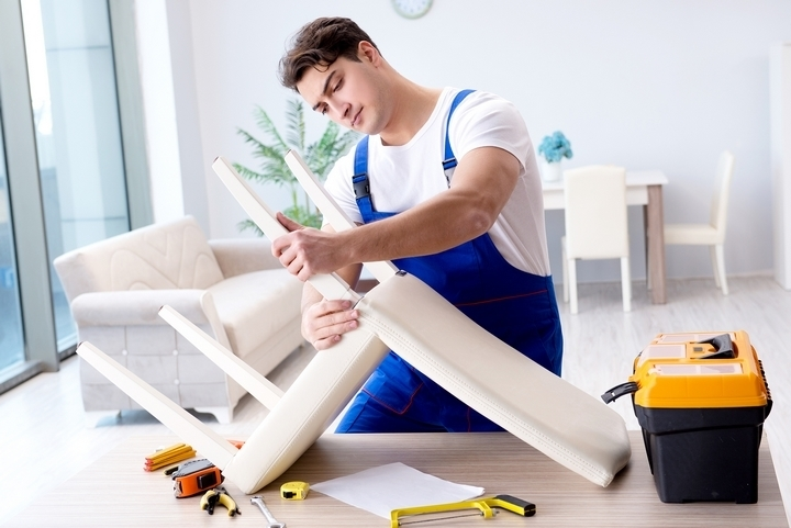 Furniture is one of the common causes of poor indoor air quality.