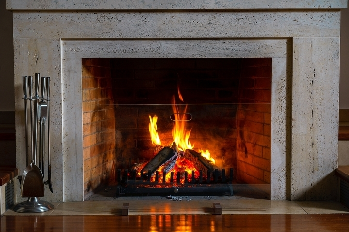 Fireplaces are one of the more popular home heating options.