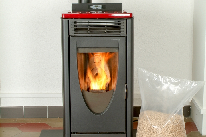 Pellet stoves used to be one of the more popular home heating options.