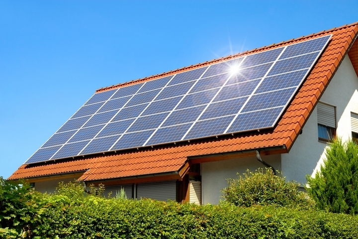 Solar heating is one of the innovative home heating options.