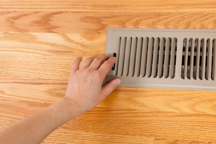 Your vents are the problem.