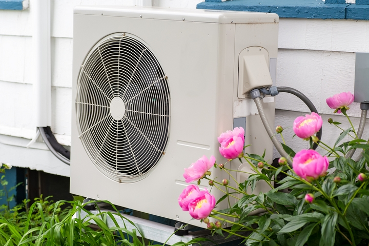 Be careful about vegetation that grows around the HVAC unit.