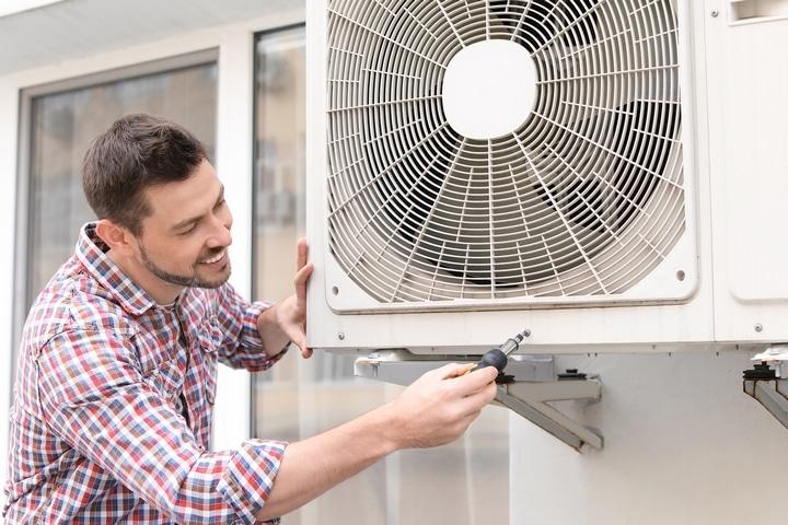 Install a new HVAC system.