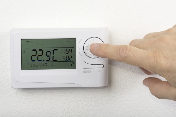Install a programmable thermostat.