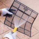 How to Clean an Air Conditioner Filter Properly