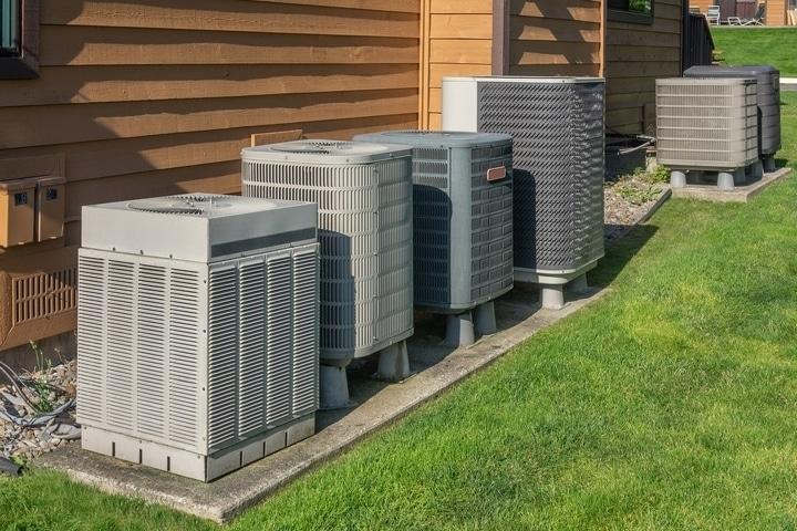 Type of AC Units